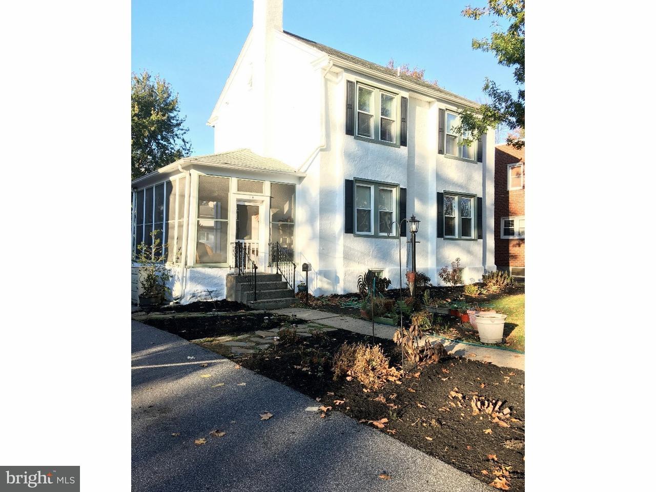 Single Family Home for Sale at 114 LEON Avenue Norwood, Pennsylvania 19074 United States