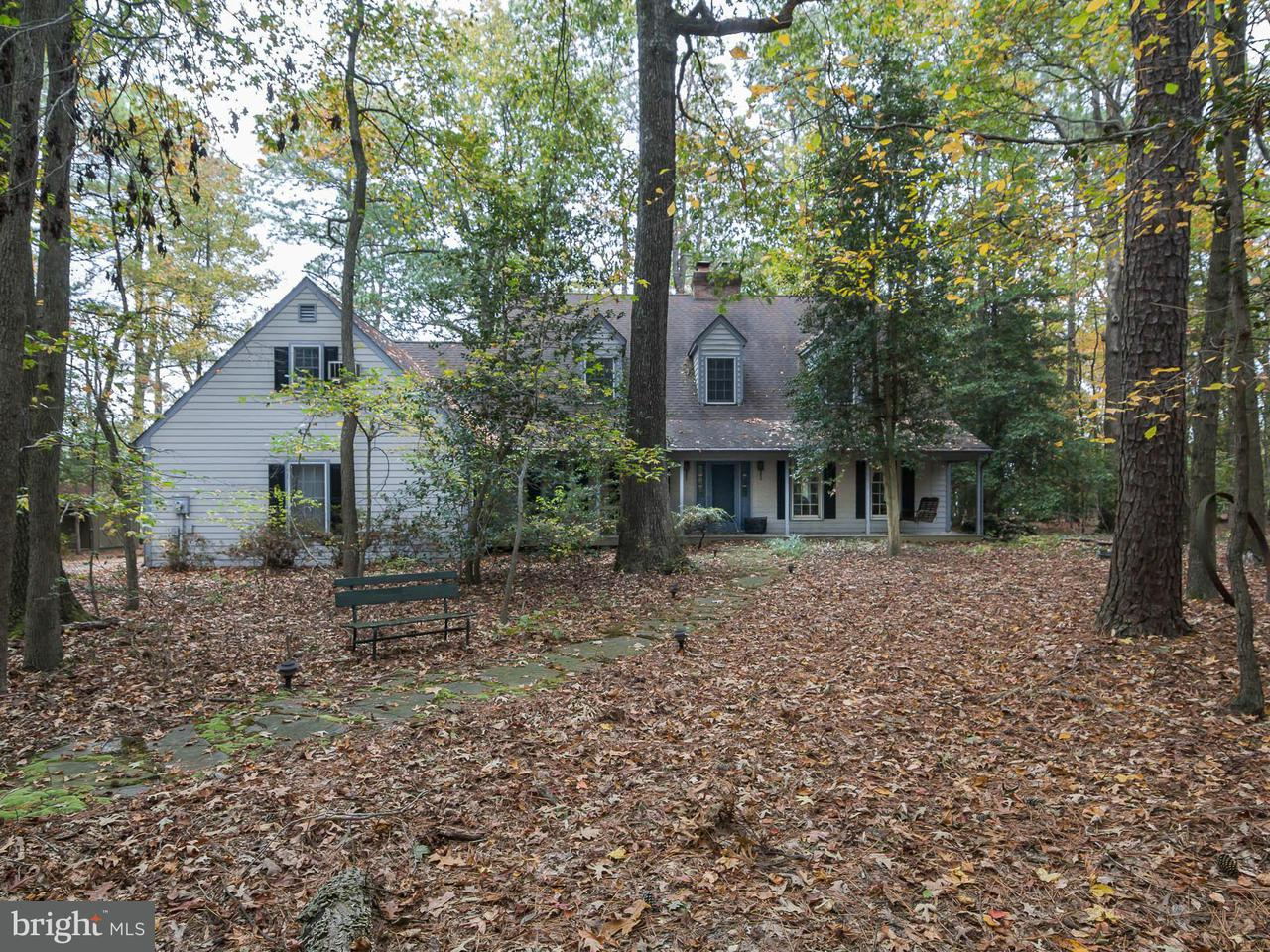 Частный односемейный дом для того Продажа на 8619 Bozman Neavitt Road 8619 Bozman Neavitt Road Bozman, Мэриленд 21612 Соединенные Штаты