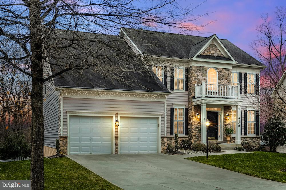 Single Family Home for Sale at 4408 BURKES PROMISE Drive 4408 BURKES PROMISE Drive Bowie, Maryland 20720 United States