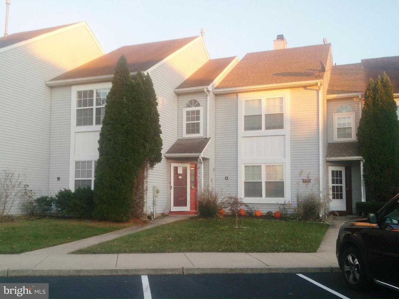 Maison accolée pour l à louer à 442 LONGFELLOW Drive Williamstown, New Jersey 08094 États-UnisDans/Autour: Monroe Township