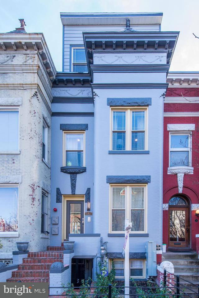 Duplex for Sale at 6 R St Nw #1 6 R St Nw #1 Washington, District Of Columbia 20001 United States