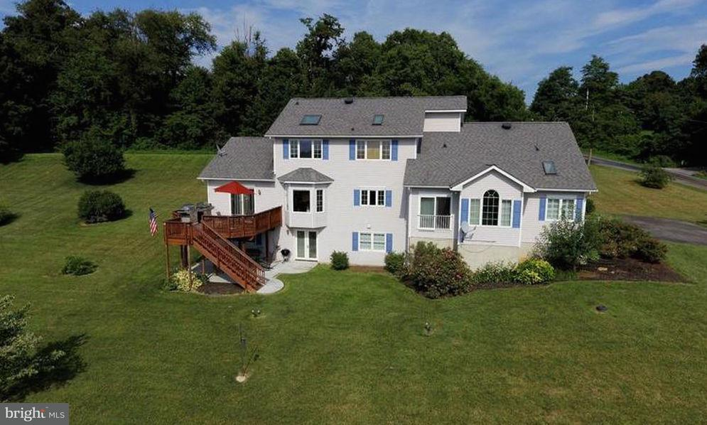 Single Family Home for Sale at 20858 RENO MONUMENT Road 20858 RENO MONUMENT Road Boonsboro, Maryland 21713 United States