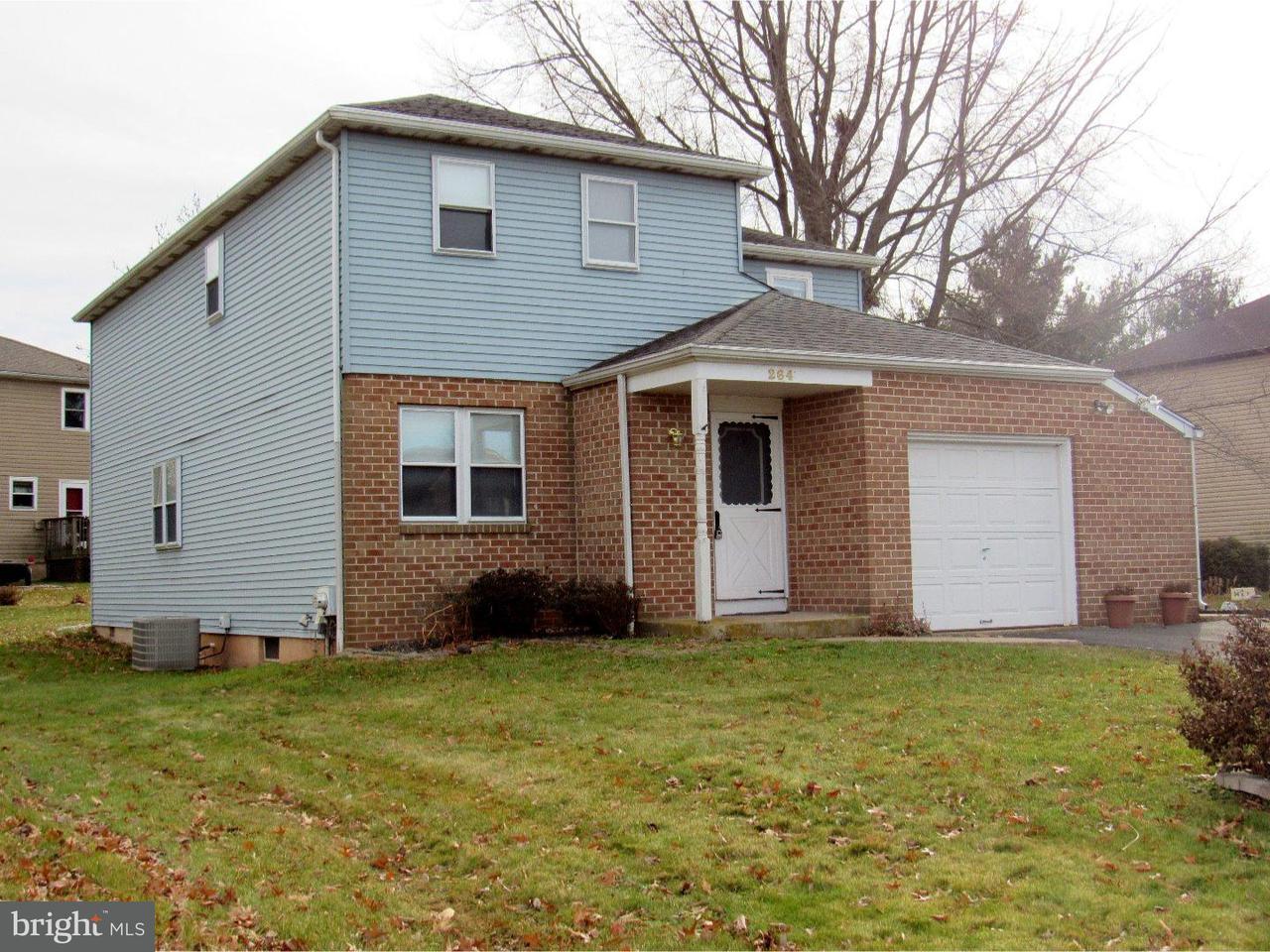 联栋屋 为 出租 在 264 FLORENCE Drive Harleysville, 宾夕法尼亚州 19438 美国