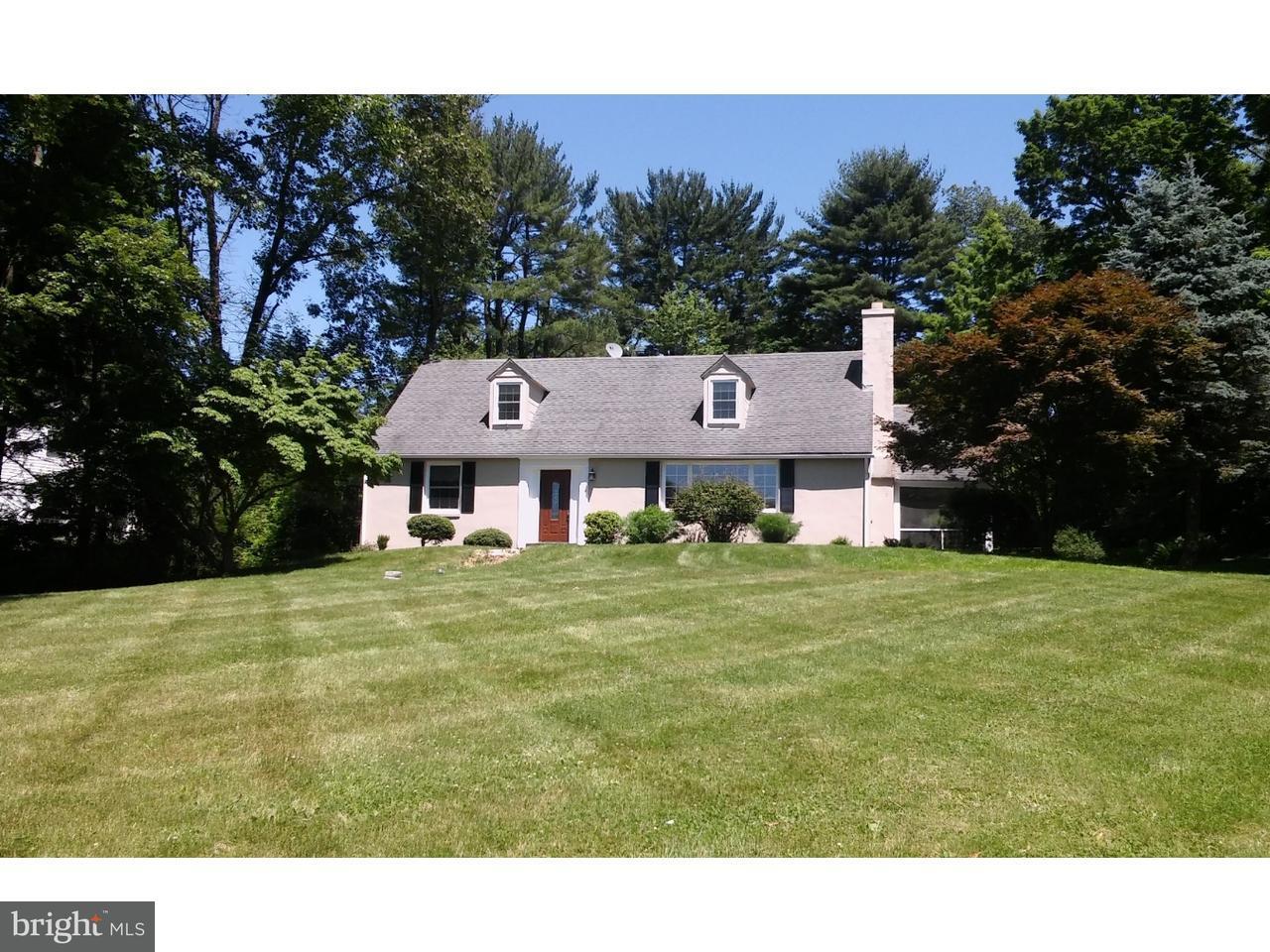 Casa Unifamiliar por un Alquiler en 3312 SAINT DAVIDS Road Newtown Square, Pennsylvania 19073 Estados Unidos