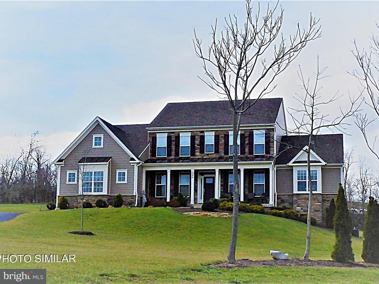 Casa Unifamiliar por un Venta en INEZ COURT INEZ COURT Stephens City, Virginia 22655 Estados Unidos