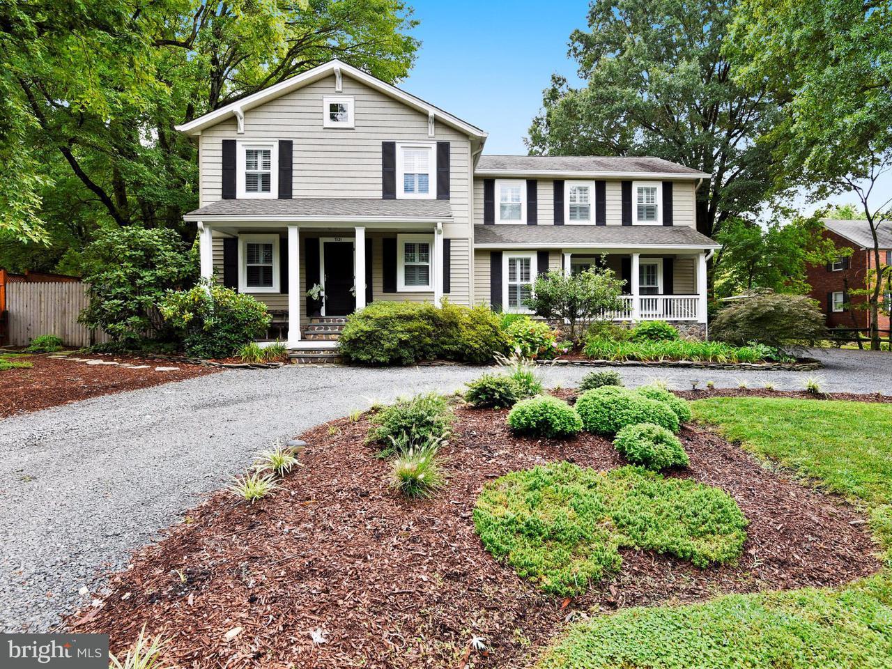 Single Family Home for Sale at 7121 HARRISON Lane 7121 HARRISON Lane Alexandria, Virginia 22306 United States