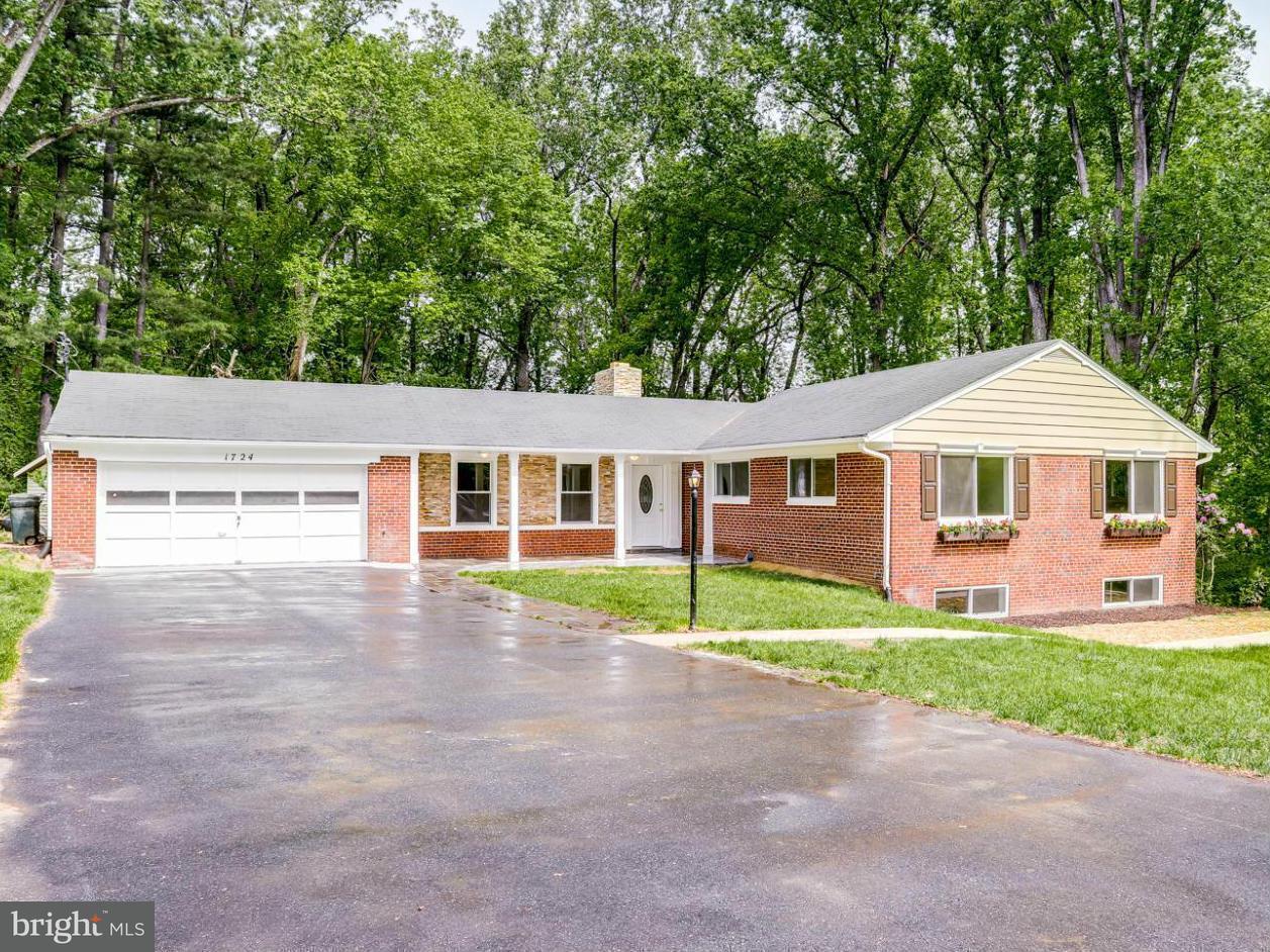 Single Family Home for Sale at 1724 PRISCILLA Drive 1724 PRISCILLA Drive Silver Spring, Maryland 20904 United States