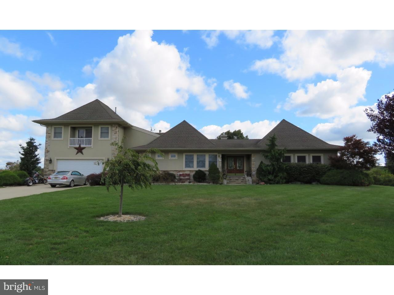 Single Family Home for Sale at 261 SYKESVILLE Road Chesterfield, New Jersey 08515 United StatesMunicipality: Chesterfield Township