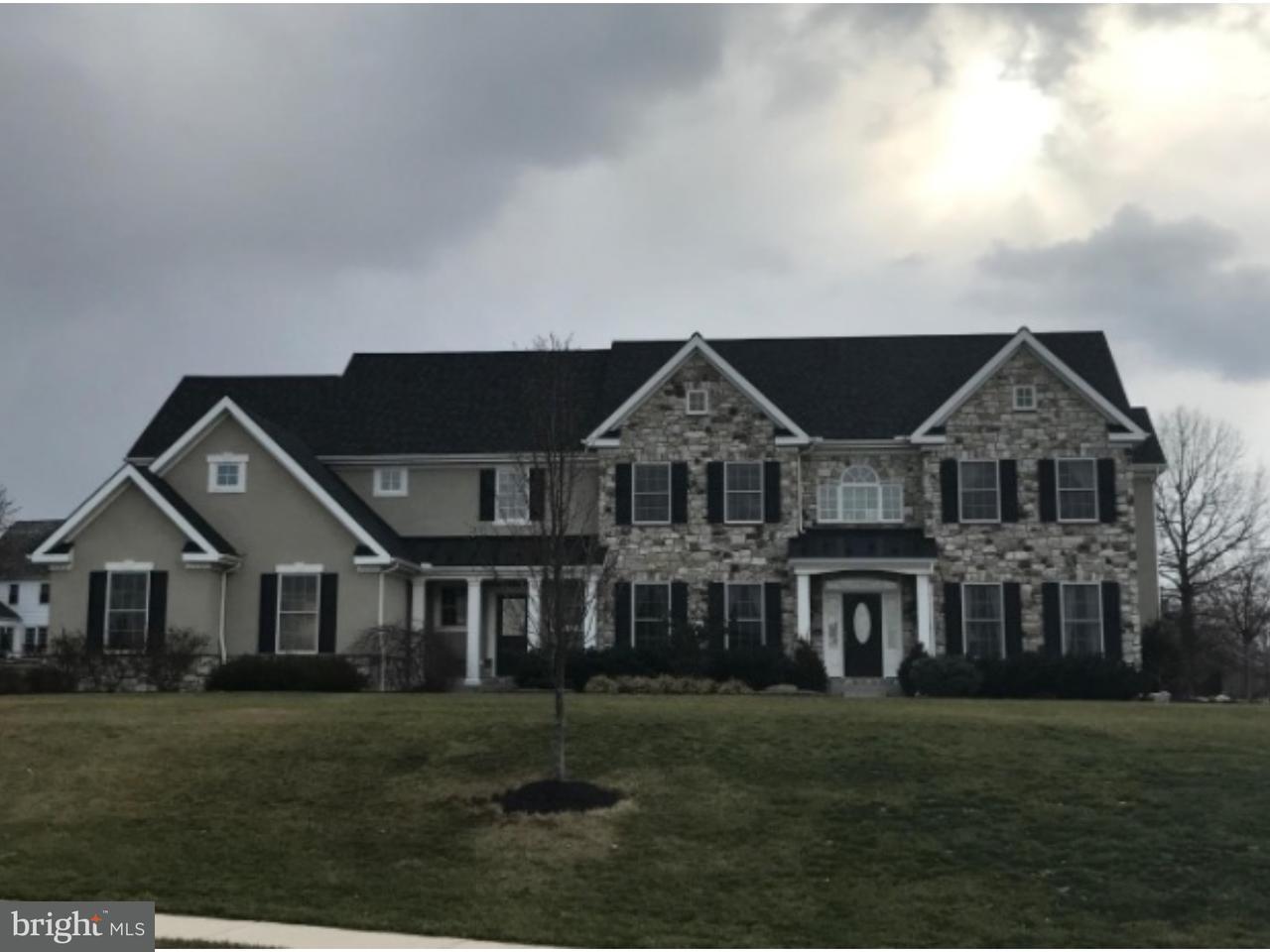 Maison unifamiliale pour l Vente à 7602 PINE Road Springfield, Pennsylvanie 19038 États-Unis