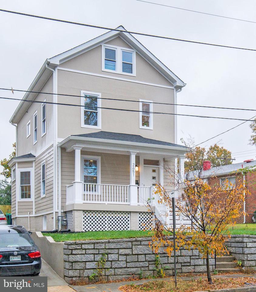 Maison unifamiliale pour l Vente à 2651 RHODE ISLAND AVE NE 2651 RHODE ISLAND AVE NE Washington, District De Columbia 20018 États-Unis