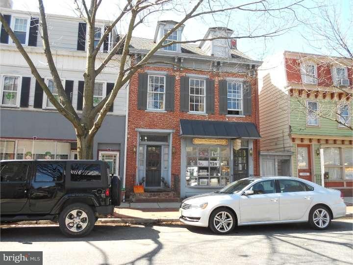 Maison unifamiliale pour l Vente à 312 FARNSWORTH Avenue Bordentown, New Jersey 08505 États-Unis