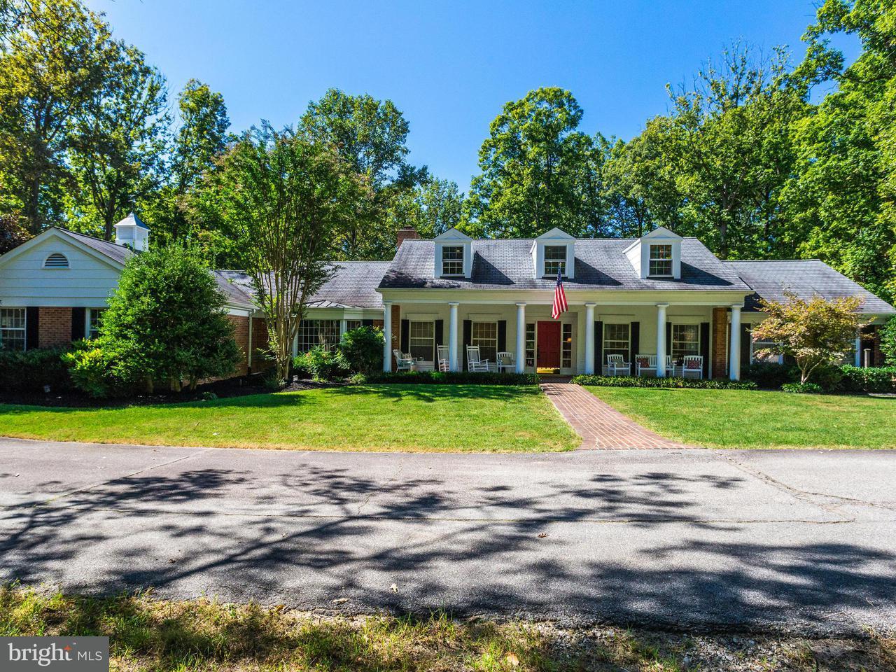 Maison unifamiliale pour l Vente à 11201 SPLIT RAIL Lane 11201 SPLIT RAIL Lane Fairfax Station, Virginia 22039 États-Unis