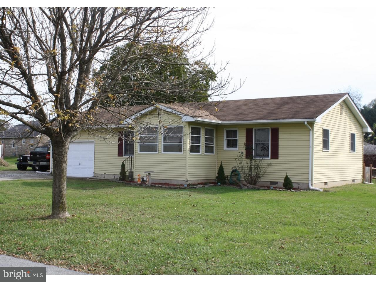 Single Family Home for Sale at 205 MONROE Street Delaware City, Delaware 19706 United States