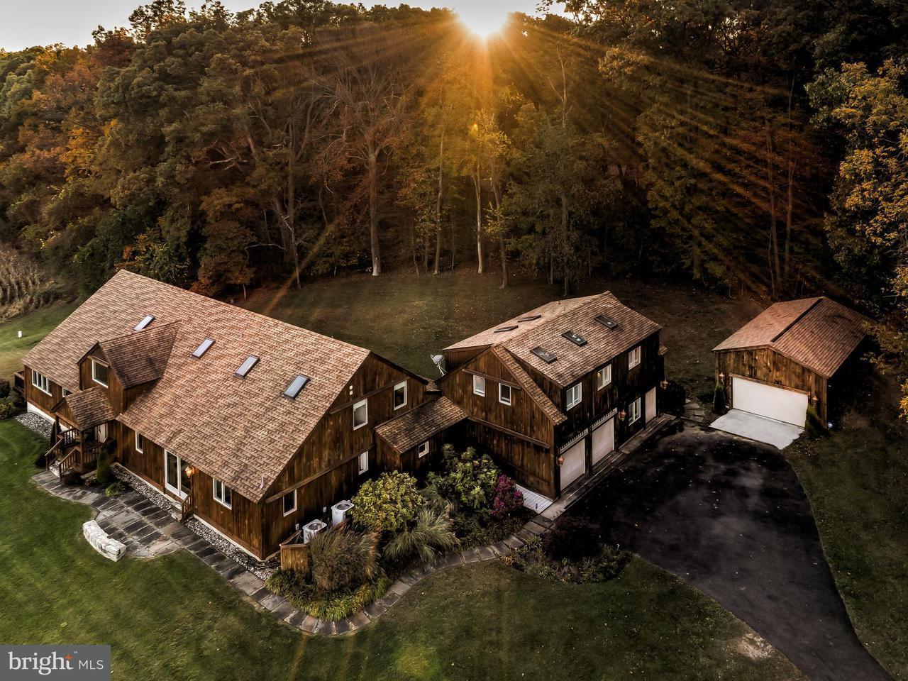Maison unifamiliale pour l Vente à 3725 ROCKDALE Road 3725 ROCKDALE Road Millers, Maryland 21102 États-Unis