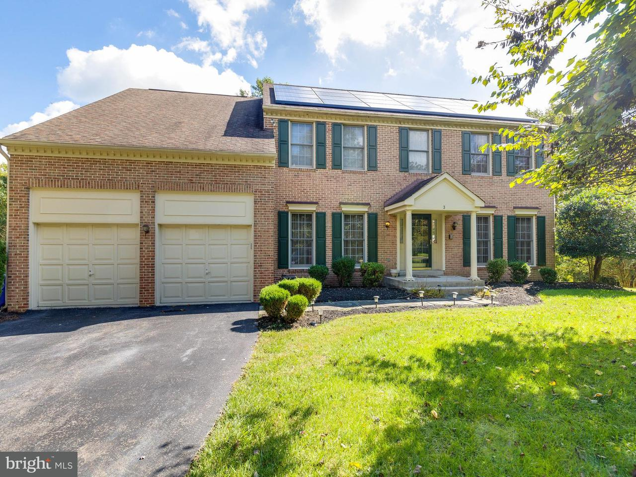 Single Family Home for Sale at 3 JAYSTONE Court 3 JAYSTONE Court Silver Spring, Maryland 20905 United States