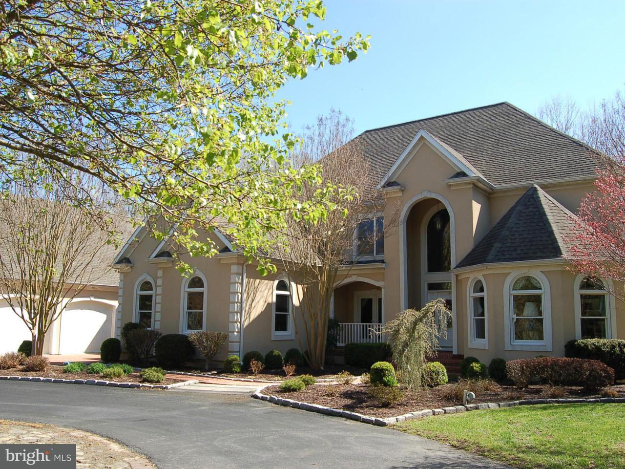 Maison unifamiliale pour l Vente à 3787 Margits Lane 3787 Margits Lane Trappe, Maryland 21673 États-Unis