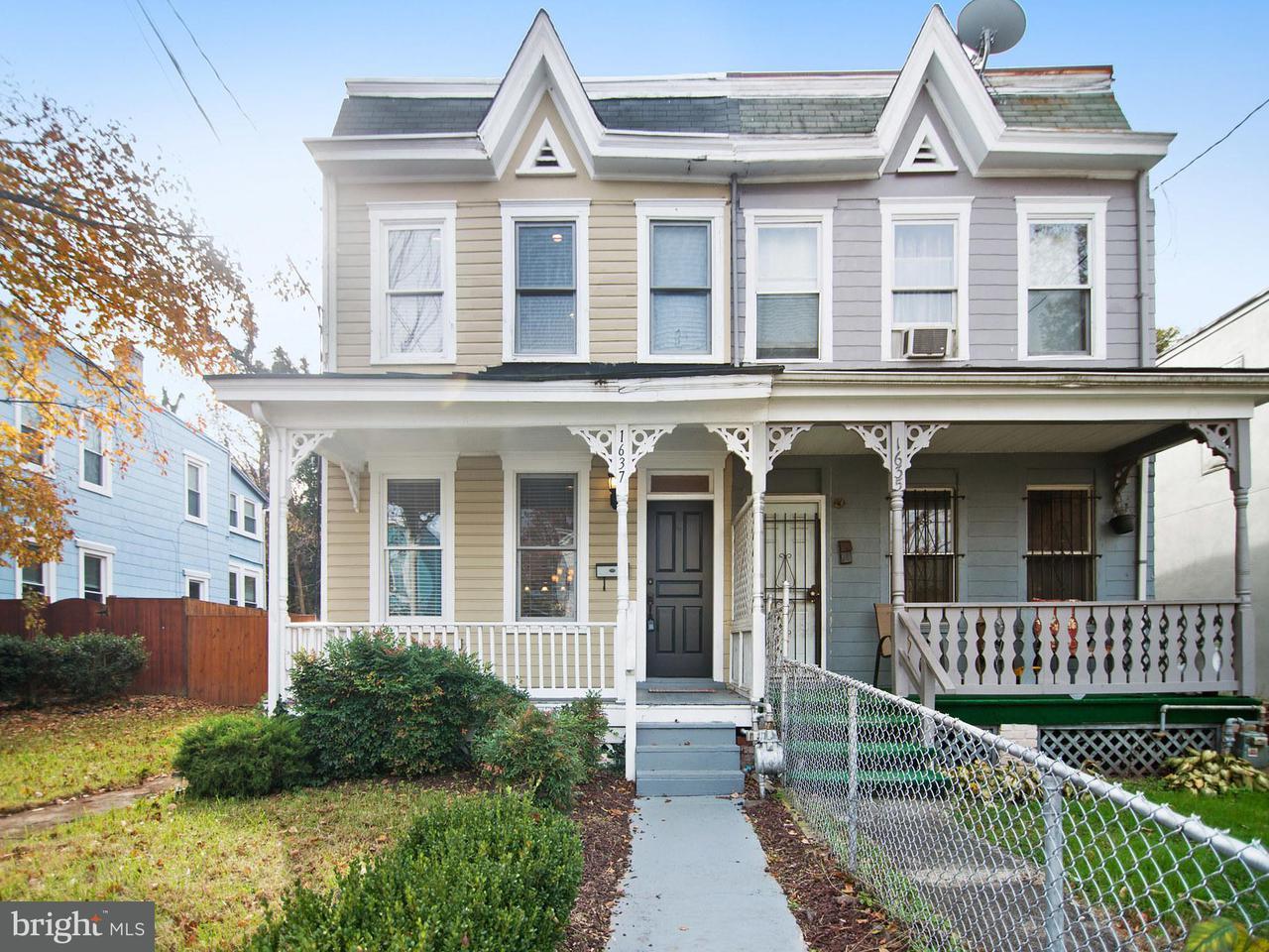 Townhouse for Sale at 1637 U ST SE 1637 U ST SE Washington, District Of Columbia 20020 United States