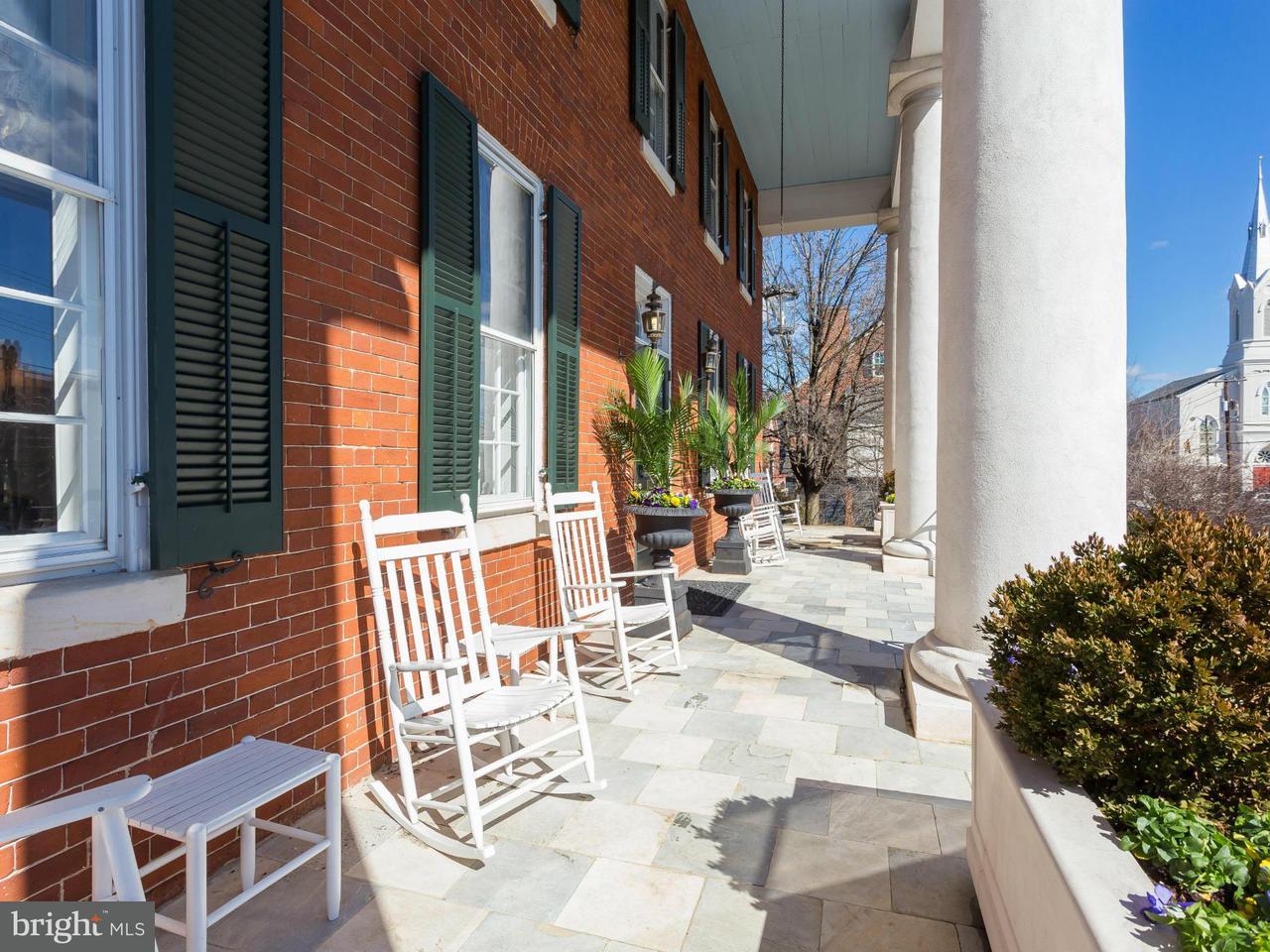 Single Family Home for Sale at 307 AMELIA Street 307 AMELIA Street Fredericksburg, Virginia 22401 United States