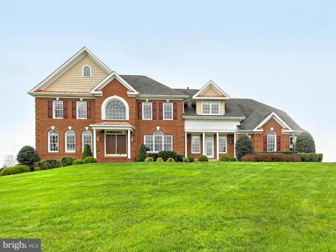 Casa Unifamiliar por un Venta en 13051 GABLES GREEN WAY 13051 GABLES GREEN WAY Catharpin, Virginia 20143 Estados Unidos