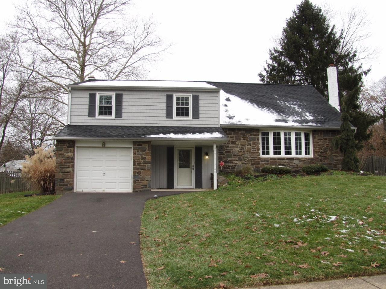 Casa Unifamiliar por un Alquiler en 106 N NORWOOD Avenue Newtown, Pennsylvania 18940 Estados Unidos