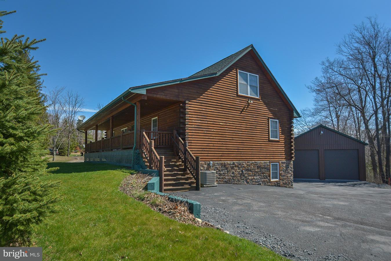 Photo of home for sale at 344 Pysell Road, Mc Henry MD