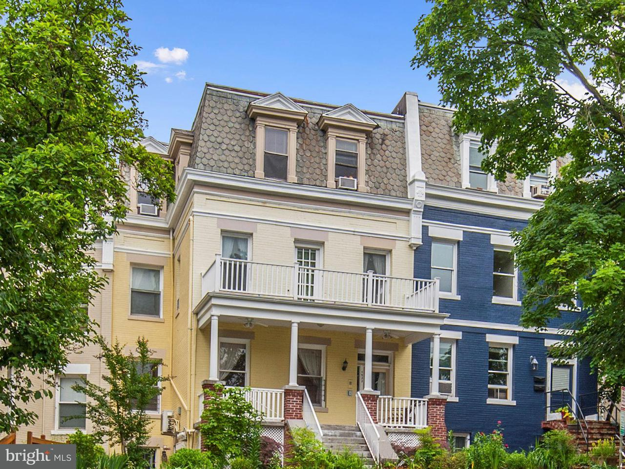 Townhouse for Sale at 1933 PARK RD NW 1933 PARK RD NW Washington, District Of Columbia 20010 United States