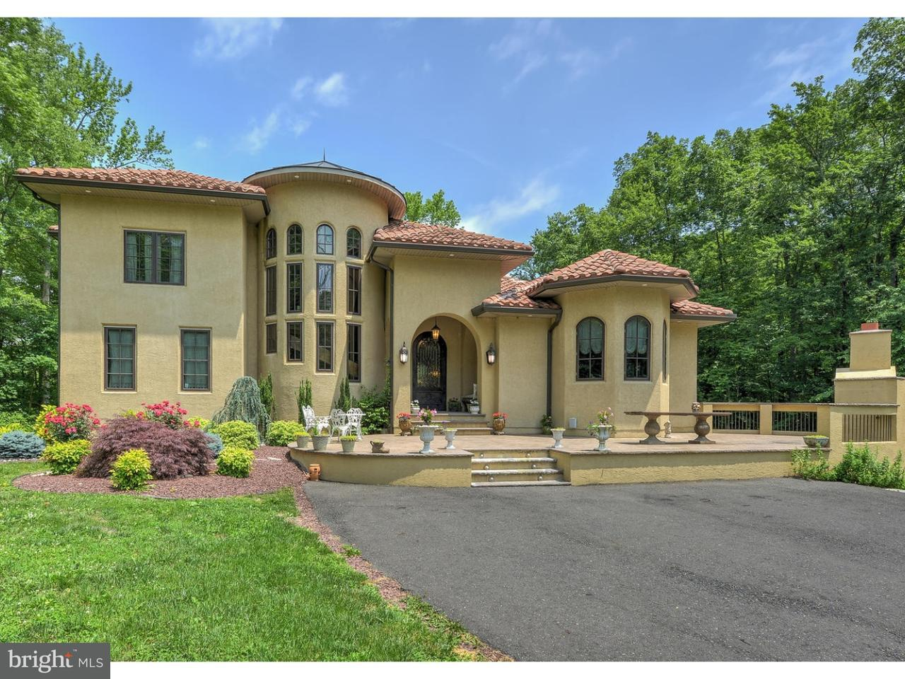 Частный односемейный дом для того Продажа на 1208 JACKSONVILLE SMITHVILLE Springfield, Нью-Джерси 08505 Соединенные Штаты