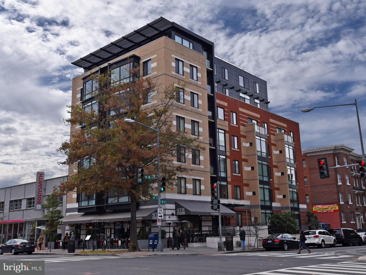Single Family Home for Sale at 1634 14TH ST NW #402 1634 14TH ST NW #402 Washington, District Of Columbia 20009 United States