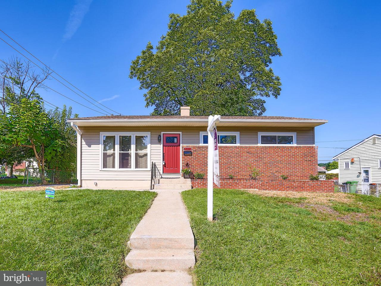Single Family for Sale at 6302 Tramore Rd Baltimore, Maryland 21214 United States
