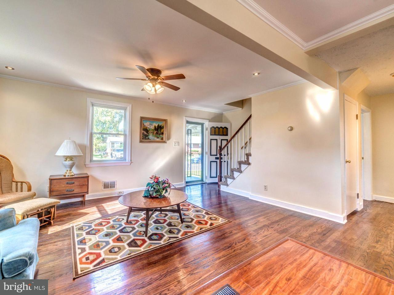 Single Family for Sale at 3213 Fairview Rd Gwynn Oak, Maryland 21207 United States