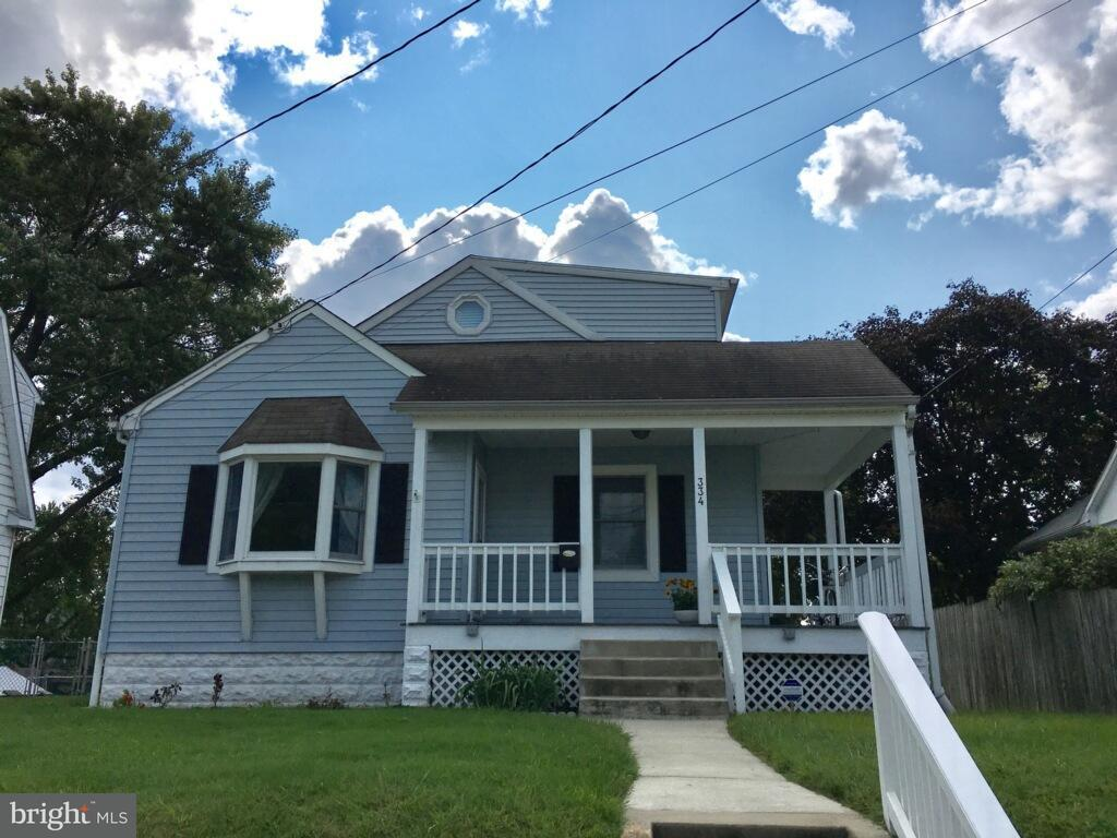 Single Family for Sale at 334 Taylor Ave Baltimore, Maryland 21221 United States