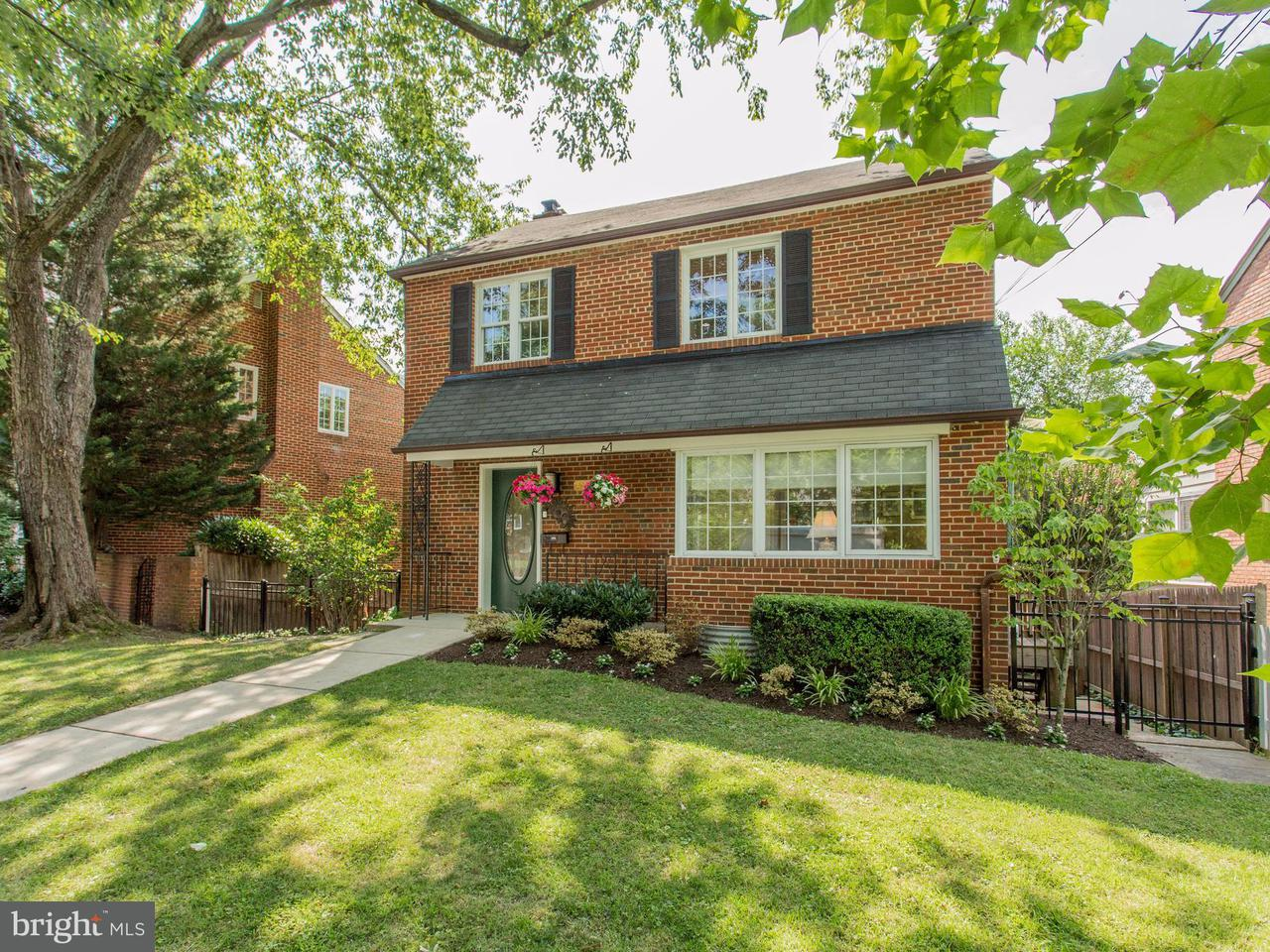 Single Family for Sale at 4512 Q Pl NW Washington, District Of Columbia 20007 United States