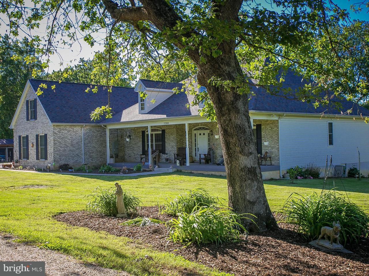 独户住宅 为 销售 在 5380 STANLEY Place 5380 STANLEY Place Marbury, 马里兰州 20658 美国