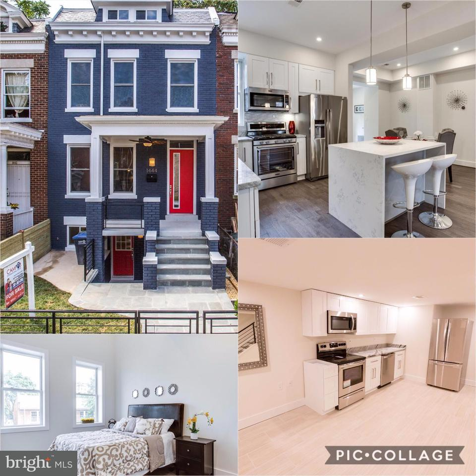 Single Family for Sale at 1444 Oak St NW Washington, District Of Columbia 20010 United States