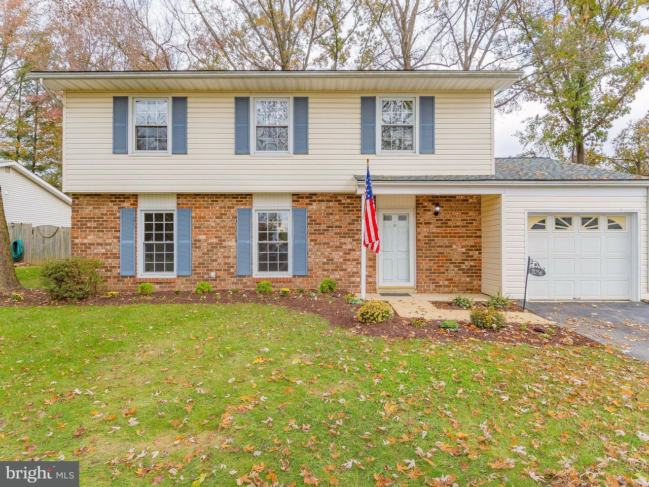 Single Family Home for Sale at 2056 TILGHMAN Drive 2056 TILGHMAN Drive Crofton, Maryland 21114 United States