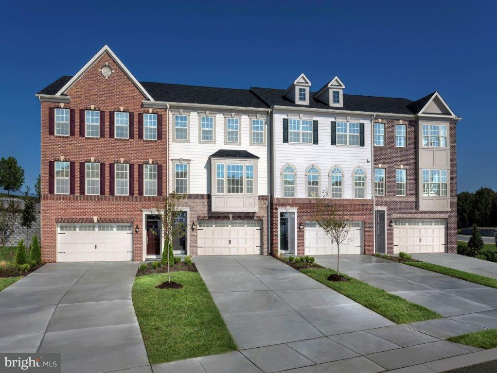 Townhouse for Sale at 2407 MACMULLEN Drive 2407 MACMULLEN Drive Gambrills, Maryland 21054 United States