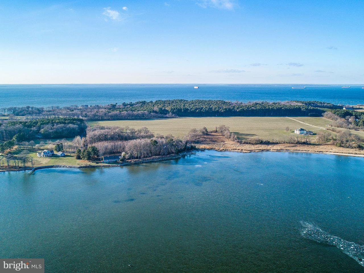 Land for Sale at Kent Road Kent Road Stevensville, Maryland 21666 United States