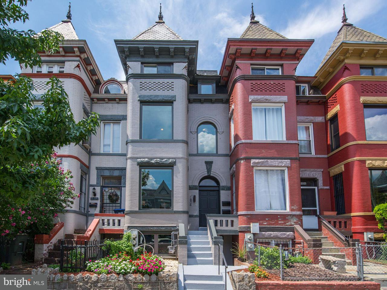 Townhouse for Sale at 1804 1ST ST NW #A 1804 1ST ST NW #A Washington, District Of Columbia 20001 United States