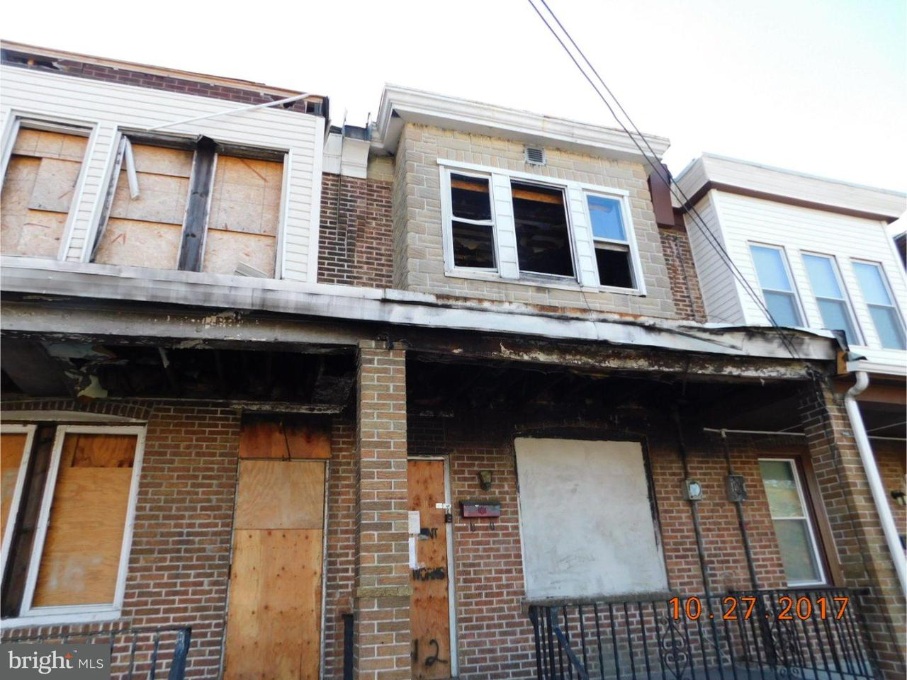 Townhouse for Rent at 1112 JACKSON Street Camden, New Jersey 08104 United States