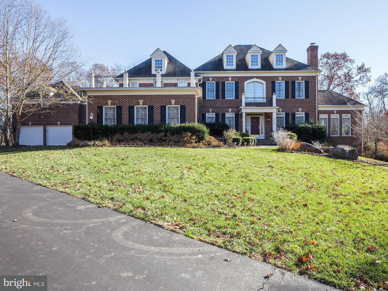 Einfamilienhaus für Verkauf beim 5210 TRE TOWERS Court 5210 TRE TOWERS Court Centreville, Virginia 20120 Vereinigte Staaten