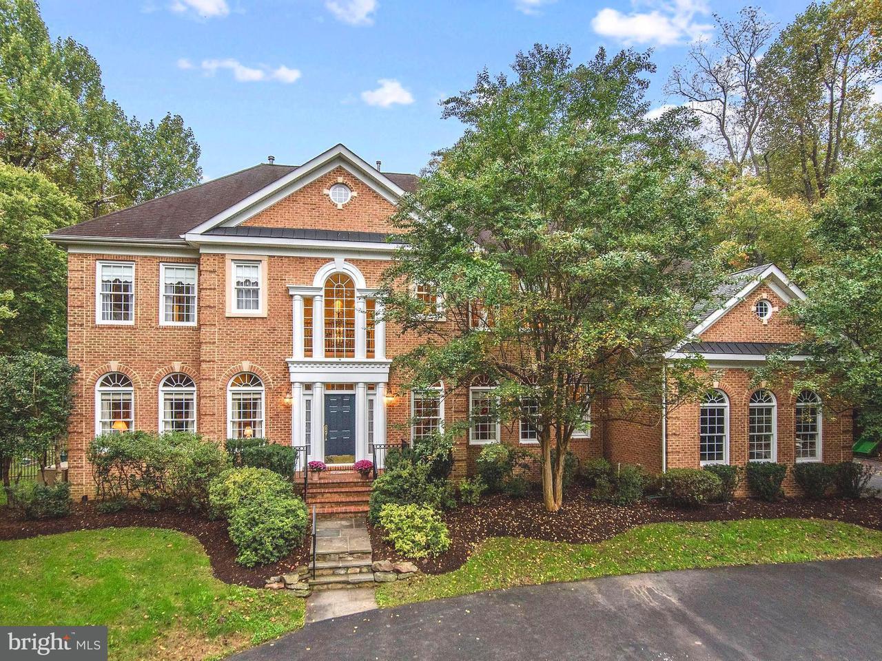 Частный односемейный дом для того Продажа на 15410 RIVER Road 15410 RIVER Road Germantown, Мэриленд 20874 Соединенные Штаты