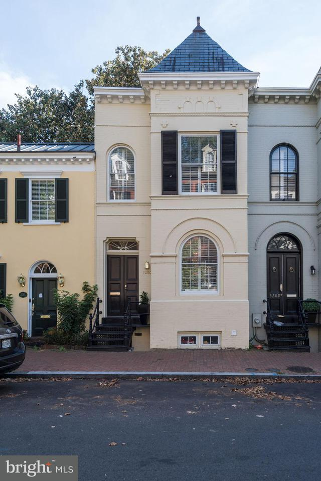 Townhouse for Sale at 3280 N ST NW 3280 N ST NW Washington, District Of Columbia 20007 United States