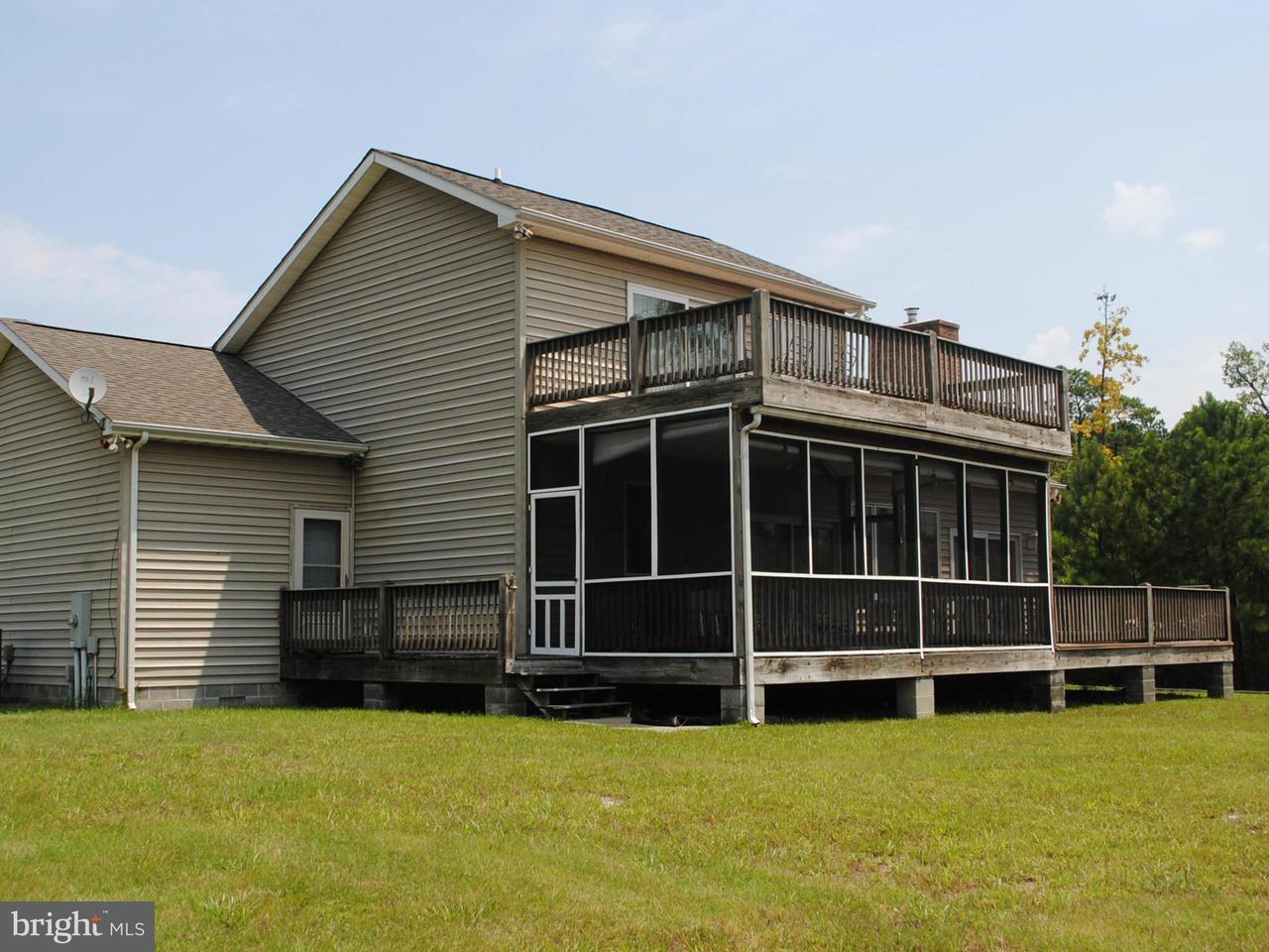 Single Family for Sale at 5115 David Greene Rd Cambridge, Maryland 21613 United States