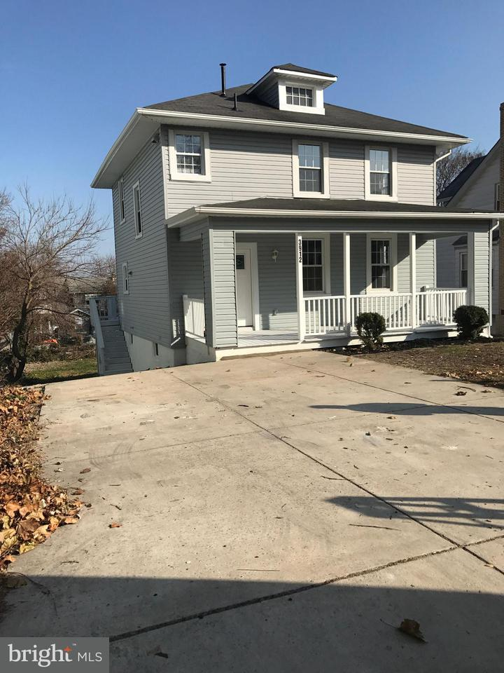 Single Family for Sale at 3912 Woodlea Ave Baltimore, Maryland 21206 United States