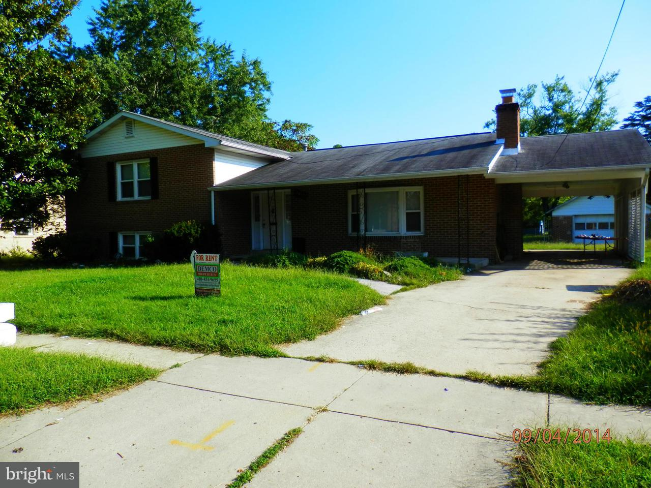 Other Residential for Rent at 5017 Lakeland Rd College Park, Maryland 20740 United States