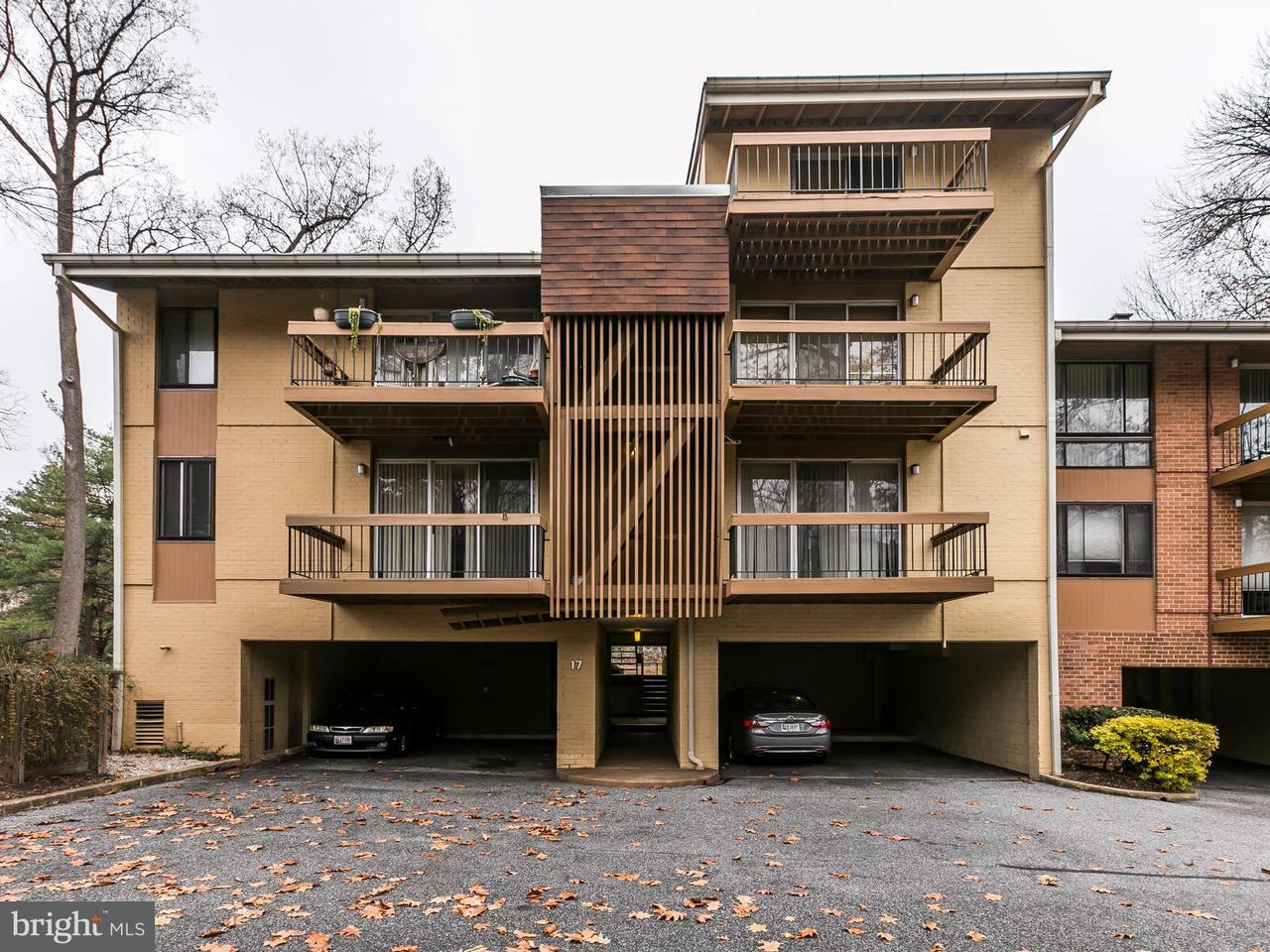 Condominium for Sale at 17 Cross Keys Rd #17d Baltimore, Maryland 21210 United States