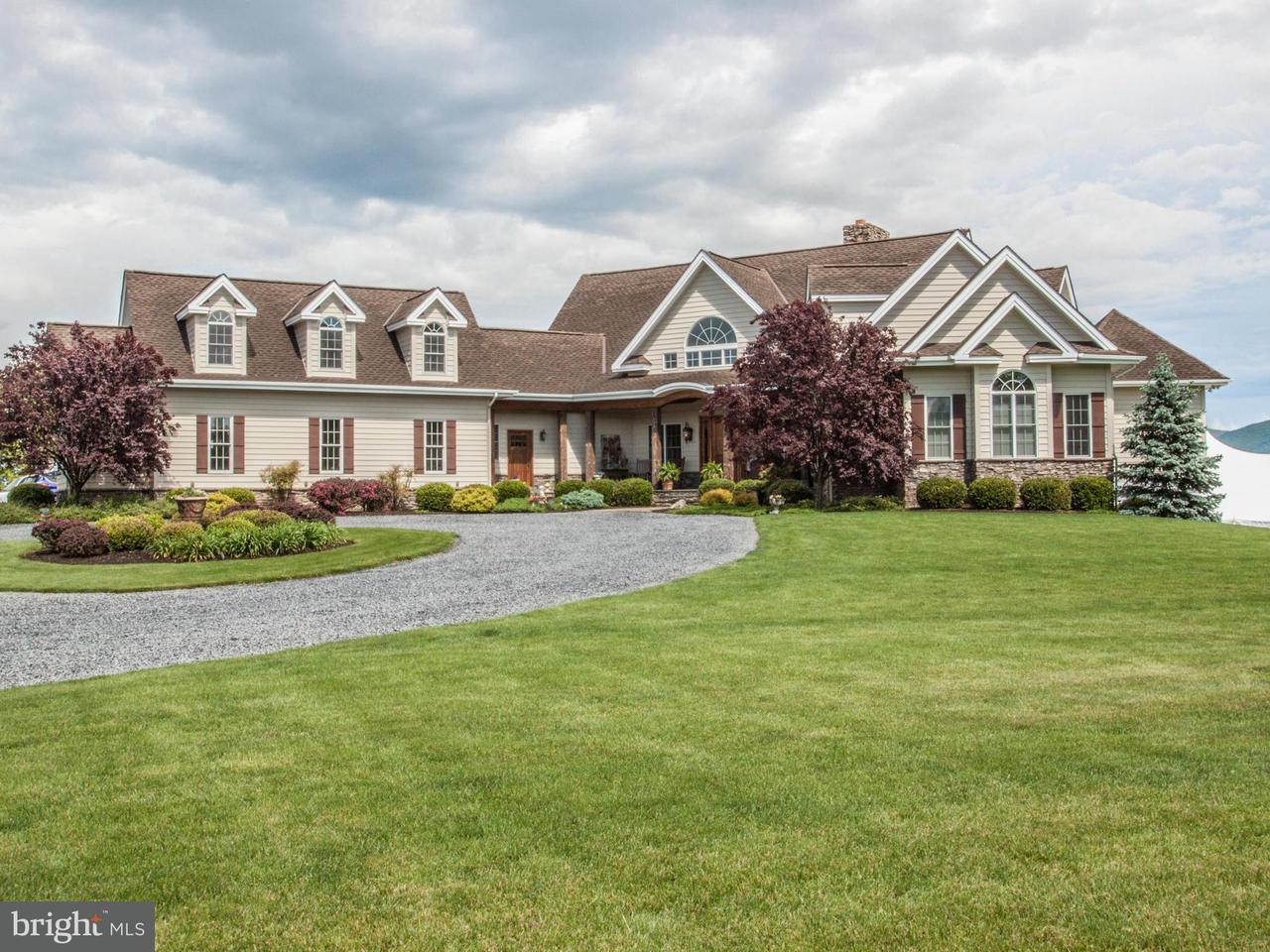 農場 為 出售 在 1809 Polk Road 1809 Polk Road Edinburg, 弗吉尼亞州 22824 美國