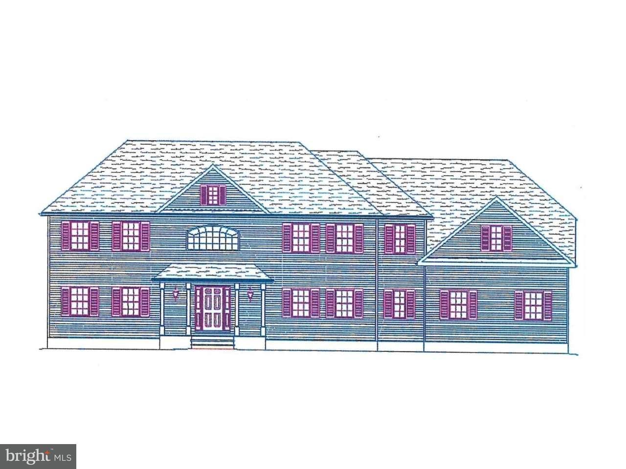 Maison unifamiliale pour l Vente à 10 SIENNA Court Robbinsville, New Jersey 08691 États-UnisDans/Autour: Robbinsville Township