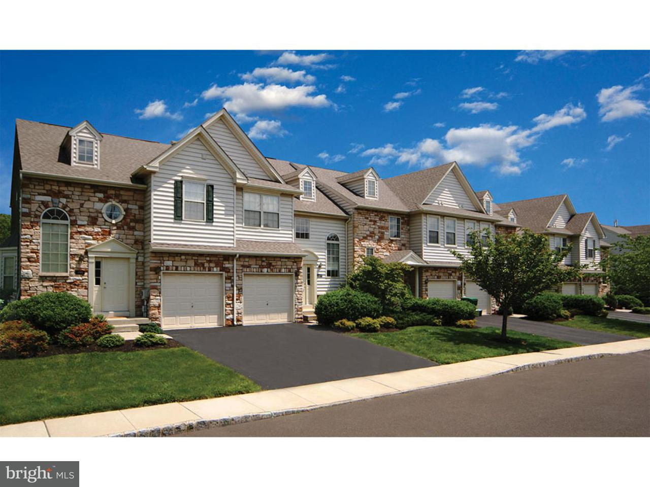 Townhouse for Rent at 4067 RED BUD Circle Doylestown, Pennsylvania 18902 United States