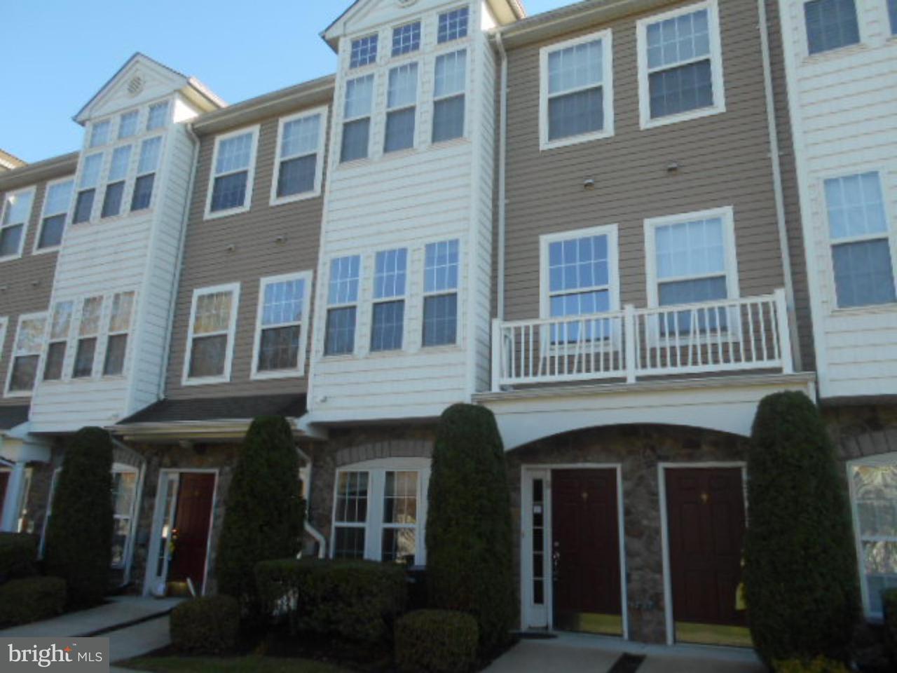 Casa unifamiliar adosada (Townhouse) por un Venta en 9 HERON Court Delanco Township, Nueva Jersey 08075 Estados Unidos